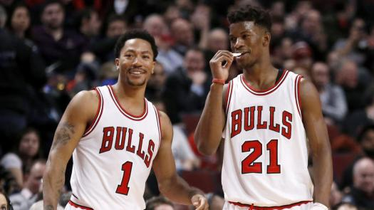 Derrick Rose, Jimmy Butler